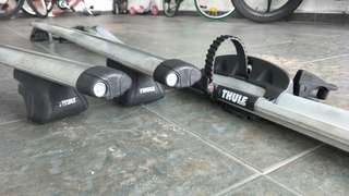 THULE rack & outride