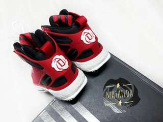 AUTHENTIC ADIDAS D'ROSE 6 BOOST