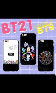 Bts bt21 phone case