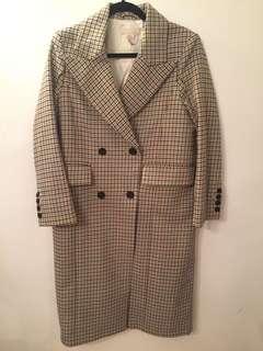 H&M cotton coat