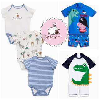 KIDS/ BABY - Bodysuit/ Sunsafe suit