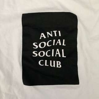 Anti Social Social Club Box Logo Tee