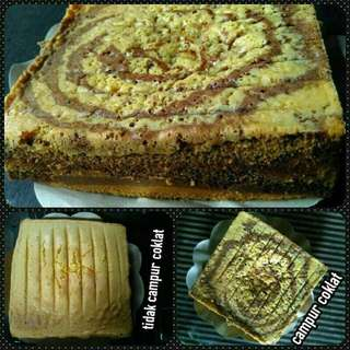 Klemben (banjarmasin traditional cake) for sale