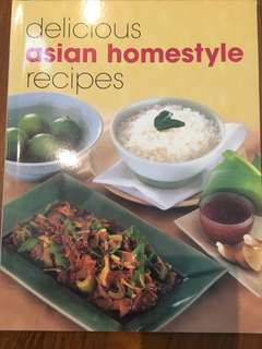 Periplus Asian Homestyle Recipes