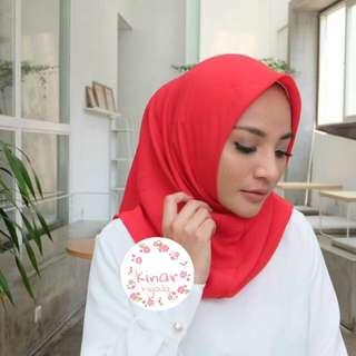 Daily hijab instan jilbab segiempat instan