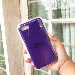 Apple silicone case ip7/8