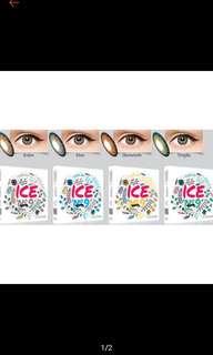 Softlens x2 ice no.9 tropic