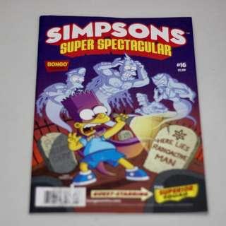 Simpsons Super Spectacular #16