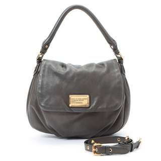 *reduced* Marc by Marc Jacobs authentic Classic Q Lil Ukita bag in grey