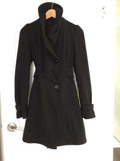 Black tie waist coat xs to s