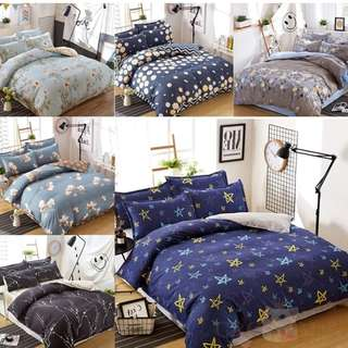 SET FITTED BEDSHEET