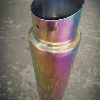 rainbow exhaust