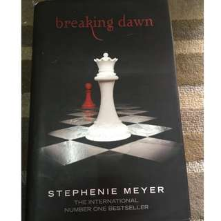 Breaking Dawn, Stephenie Meyer, Hardcover
