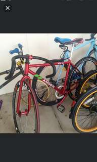 Fixie stolen if found get