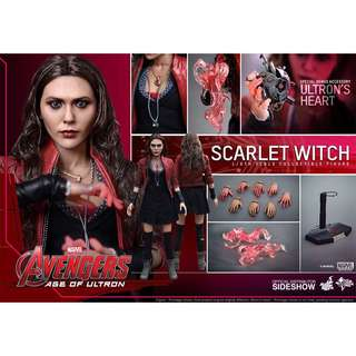 "Hot Toys ""Avengers: Age of Ultron"" Scarlet Witch"