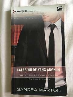 [Harlequin] Caleb Wilde Yang Angkuh