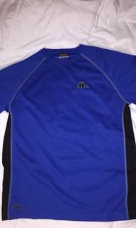 Kappa Blue Shirt