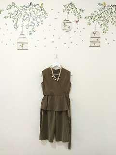 baju jumsuit/celana kulot/blouse
