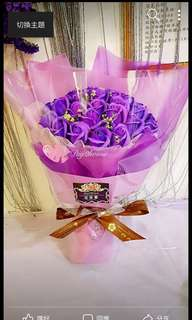 母親節 番梘花花束 鮮花花束 花束服務