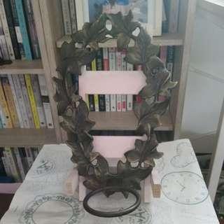銅質花瓣掛鉤/吊飾
