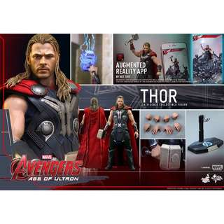 """Hot Toys """"Avengers: Age of Ultron"""" Thor"""
