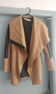 Milk & Honey wool coat