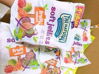 TNCC Fruit Salad 果凍軟糖