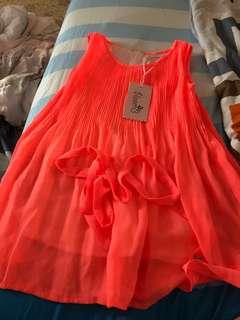 Bnwt bloom dress (1-2T)