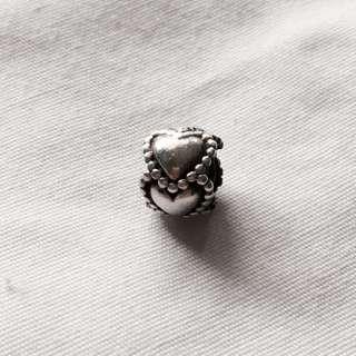 Pandora charm silver Everlasting Love