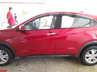 Honda vezel invisible car door edge guard bumper