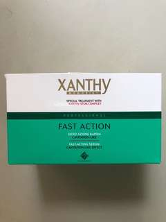 XANTHY SERUM FOR CELLULITE