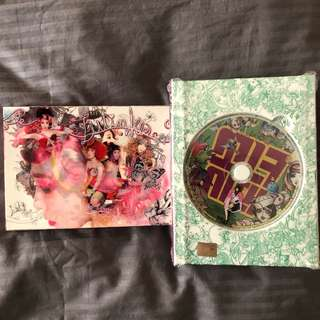 SNSD album