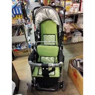 前後式雙人嬰兒推車