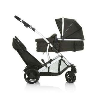 Hauck Duett 2 tandem stroller