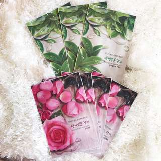 NATURE REPUBLIC FACE MASK