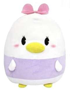🎈全新 日本正貨 Disney Daisy Big Fluffy Marshmallow Plushy 唐老鴨 40cm大公仔 日本景品