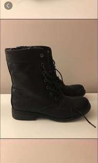 Combat Boots from Call It Spring