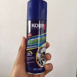 Koby Chain Lube
