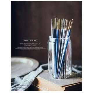 Zakka 雜貨 日式304不銹鋼創意筷子
