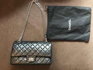 Chanel 2.55 Classic Black