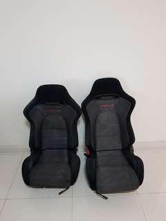 SSCUS Recaro Sports Seat