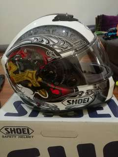 Shoei Original Full Face Helmet