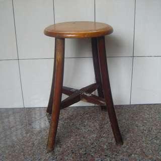 椅子 木製 (自取)