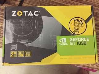 Zotac gtx 1030