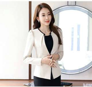 Women working suit ; f@
