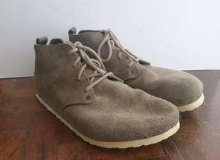 Bikenstock Dundee Desert Boots size 40