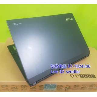 🚚 全新三年保固128GSSD 高效能商務機 ACER TM4740 i5-460M 4G DVD 14吋筆電 聖發二手筆電