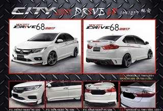 Honda City Drive 68 & Modulo bodykit