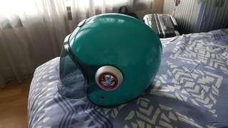 Ruby Belvedere Helmet