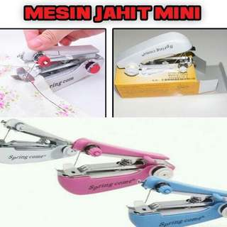 Mesin jahit mini model staples